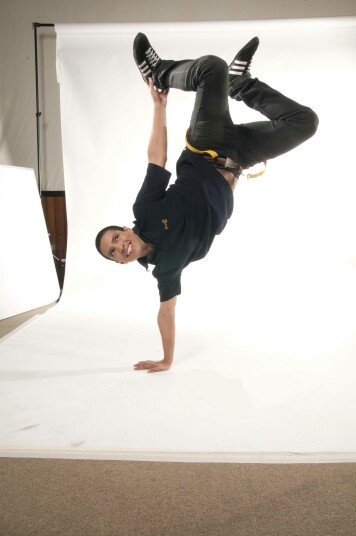 Dance INA Calendar Photoshoot