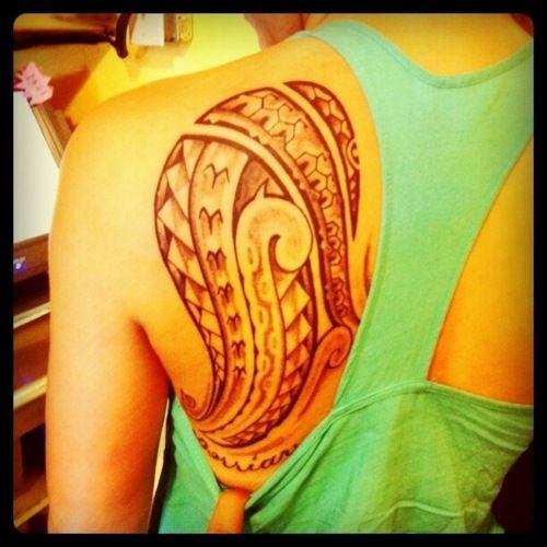 filipino tribal #samoan #tattoo