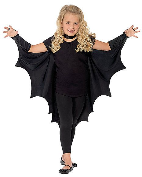 Kids Vampire Bat Wings - Spirithalloween.com