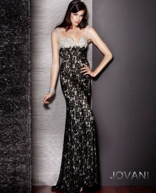 Lace Gown, Style 157832