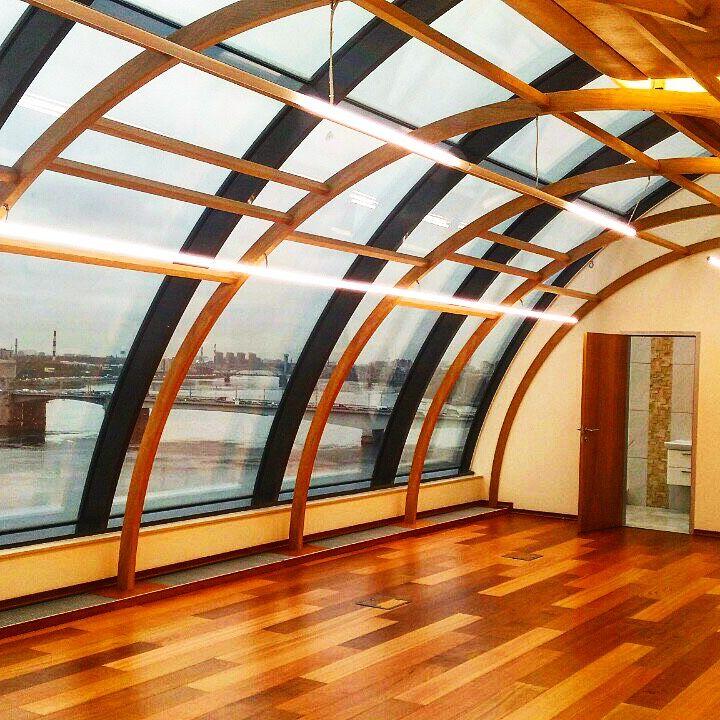 Ilium Timber в комплексе Синоп в Питере. Ждём мебель.