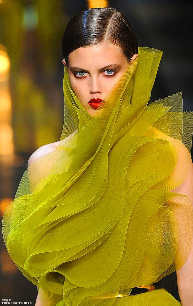 Alexandre Vaulthier Spring 2014 Couture                                                                                                                                                      More