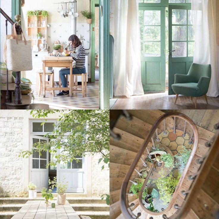chateau de dirac l 39 art de vivre francese home green pinterest therapy and interiors. Black Bedroom Furniture Sets. Home Design Ideas