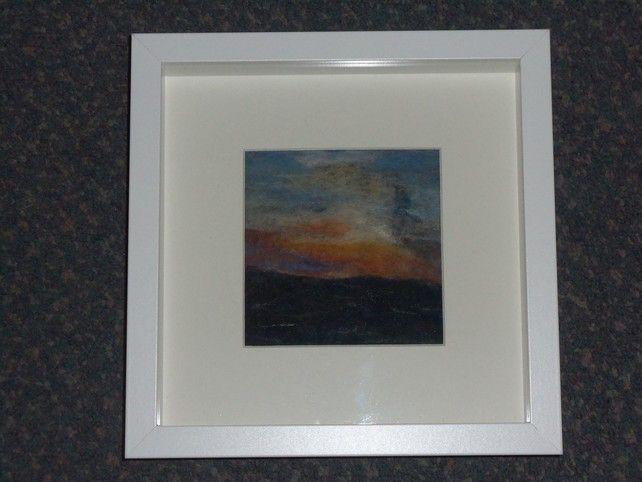 Cornish Sun - Sunset £16.30