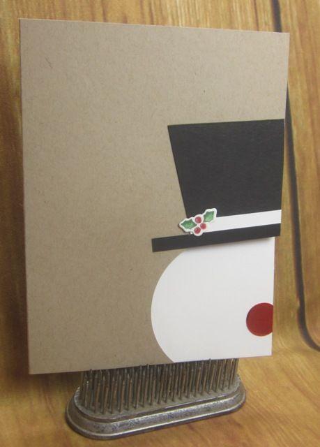 Stampin' Up!, DIY Crafts, handmade Christmas cards, carolpaynestamps, Snow…