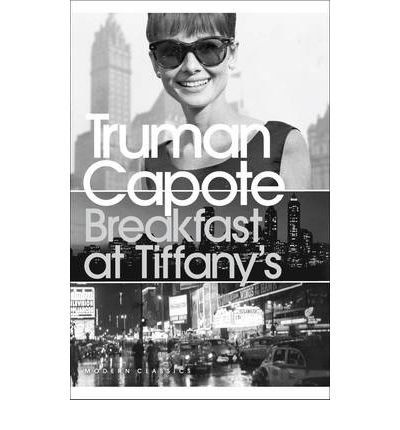 """""""Breakfast at Tiffany's - WITH House of Flowers (Penguin Modern Classics) (Paperback) - Common"""" av By (author) Truman Capote - A book made into a movie you've already seen'"""