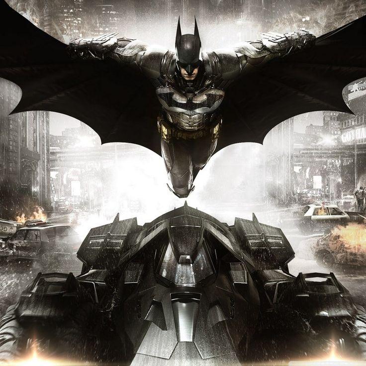 mobile batman arkham knight wallpaper