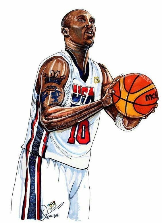 Kobe Bryant USA Basketball