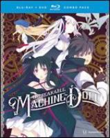 Unbreakable machine-doll. Complete series [videorecording (BLU-RAY)]
