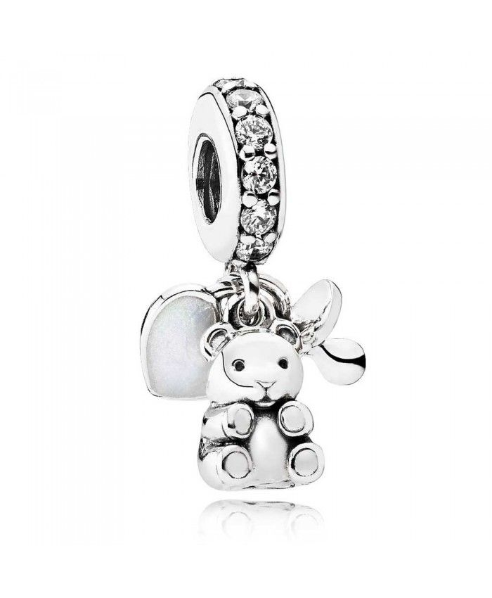 Pandora Women Silver Bead Charm - 796462 mP6Otjoy