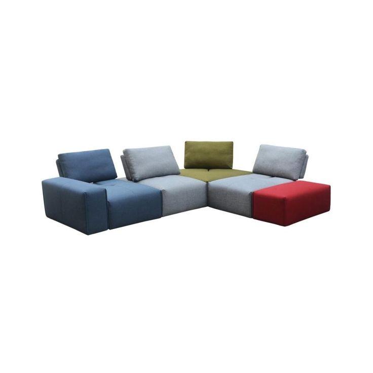 Nathaniel Modular Sofa   Modular sectional sofa