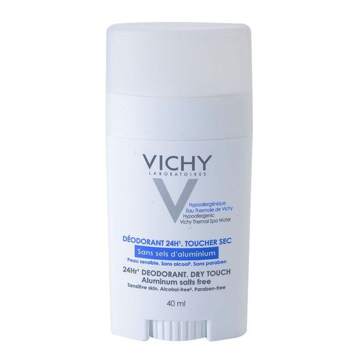 Vichy Deodorant deodorant fără conținut săruri de aluminiu (24Hr Deodorant. Dry touch. Aluminium salts free) 40 ml