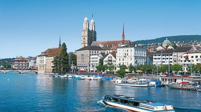 Zürich Region - Schweiz Tourismus