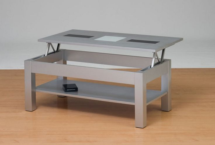 17 best images about coffee tables on pinterest slate coffee table coffee - Table basse retractable ...