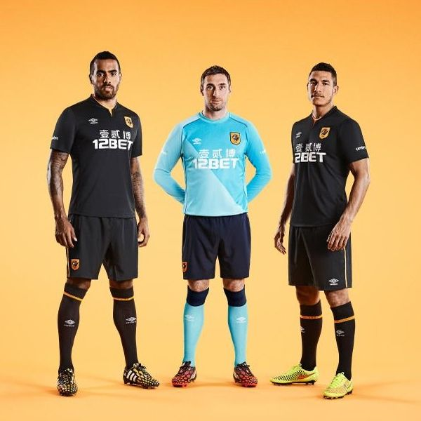 Hull City 2014-15 Umbro Away