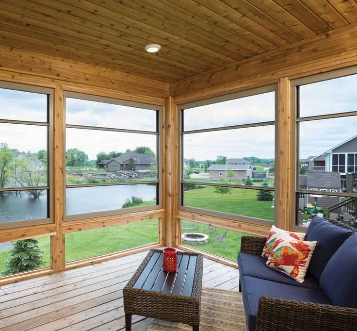 246 best curb appeal images on pinterest curb appeal for Scenix porch windows