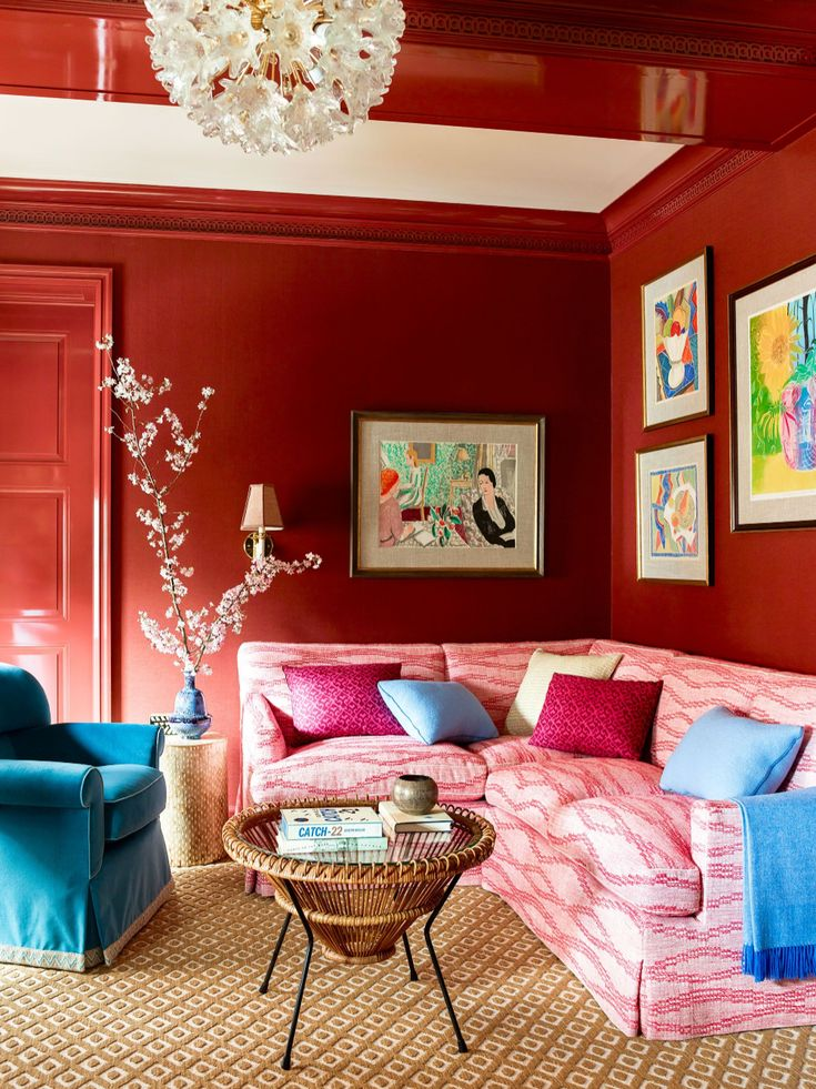 design ideas for a small living room with two couches - Internal Home Design