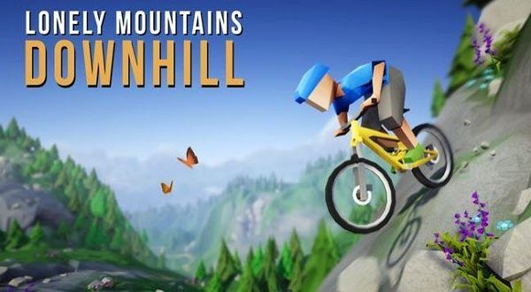 Download Lonely Mountains Downhill Game Pc Free Full Version In