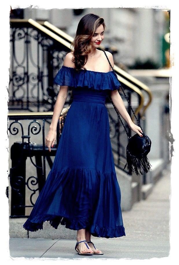 Miranda Kerr Summer City Chic Fashion Look 02