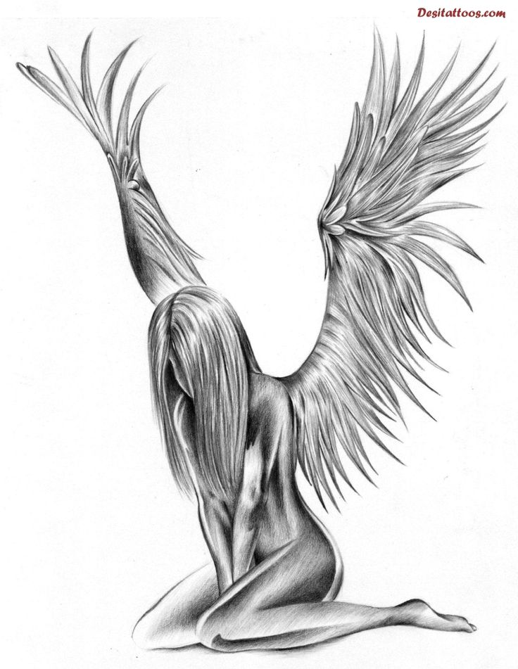 sad fairies tattoos - Google Search