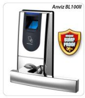 Anviz L100 Fingerprint Biometric Door Lock by Anviz