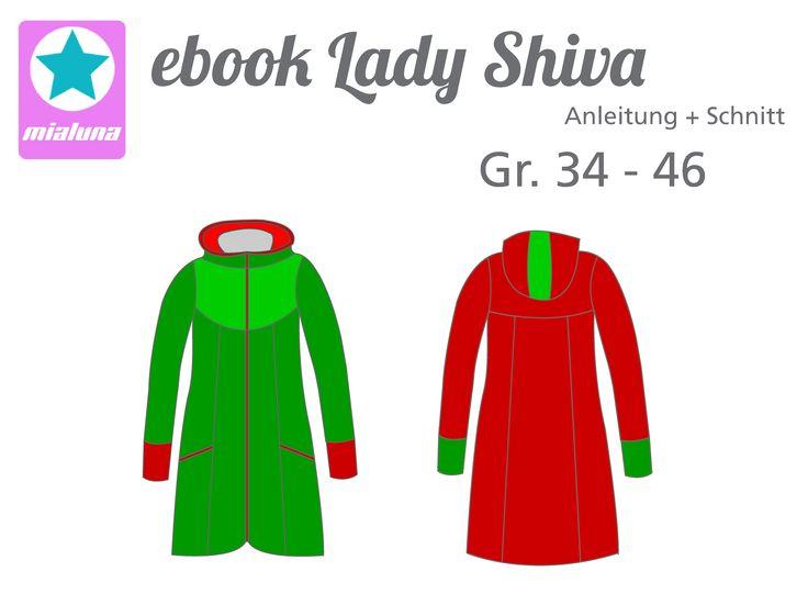 Ebook Übergangsmantel Lady Shiva Gr. 34-46