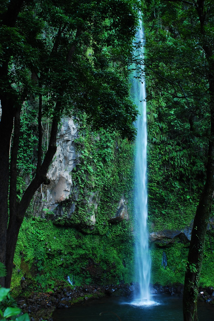 Katibawasan Falls in Camiguin Island Camiguin for me is.. mysterious and sweet!