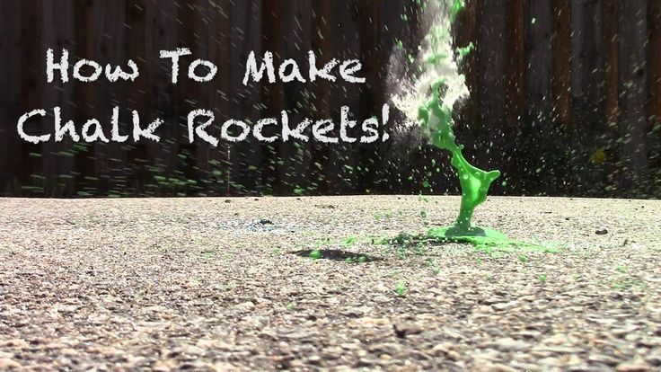 how to make a chemical explosion