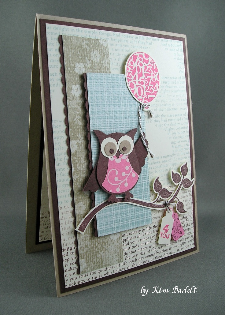 17 Best images about Stampin Up Cards on Pinterest  Pretty cards, Cute cards...