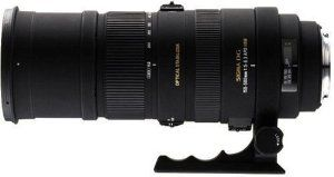 Sigma 150-500mm f/5-6.3 AF APO DG OS HSM Telephoto Zoom Lens for Canon Digital SLR Cameras by Sigma. $1019.00. Amazon.com                 The Sigma 150-500mm ultra-telephoto zoom lens covers a telephoto range of up to 500mm, letting you bring almost any subject close for short-perspective shots. The lens employs Sigma's original Optical Stabilizer (OS) function, which gives you access to shutter speeds approximately four stops slower without blurring the image. As a...