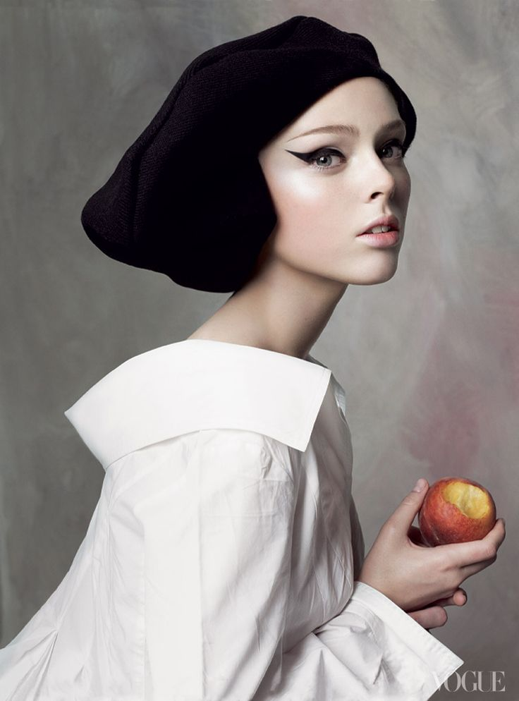 Photos: The Models: Coco Rocha – Vogue