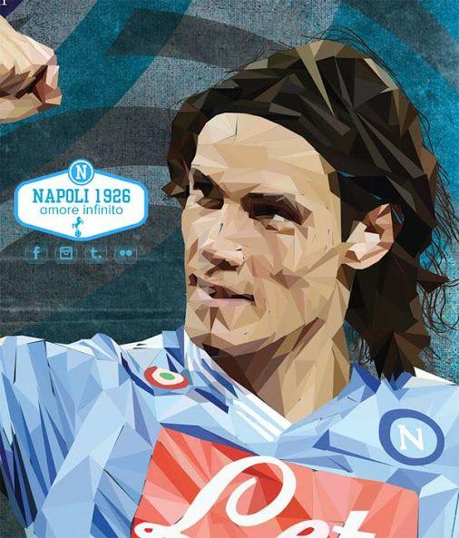 Napoli 1926 Amore Infinito - Google+  Edinson Cavani