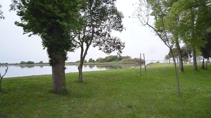 isola di Barbana, laguna di Grado