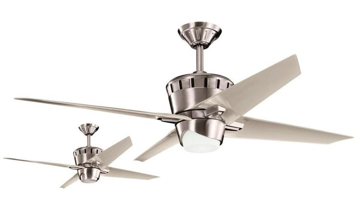 Stainless Steel Ceiling Fan Designs Ideas - http://www.robinbad.com/2440-stainless-steel-ceiling-fan-designs-ideas/ : #CeilingFans Stainless steel ceiling fan features modern contemporary designs ideas. With light and remote could be the very best among the available collections. Indoor and outdoor can have this fan. Canfield has the very best designs on the market and Home Depot has them. We are personally in love with the...
