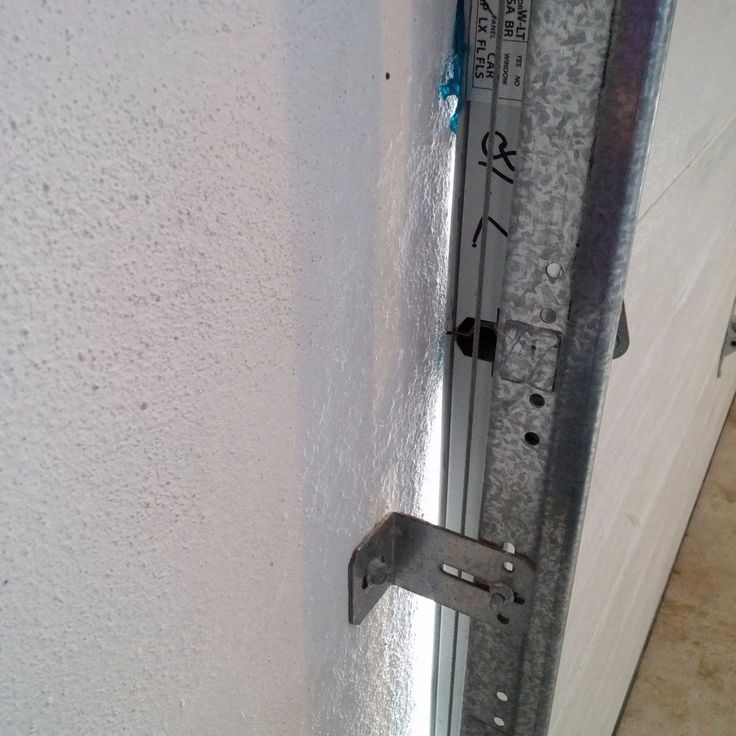 I Want To Seal The Sides Of Garage Door, How To Seal Garage Door Sides