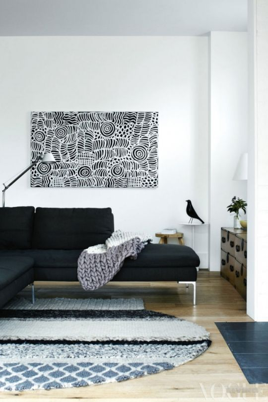Most Beautiful Living Room Furniture: 14 Of The Most Beautiful Living Rooms On Vogueliving.com