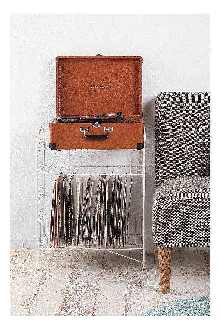 die besten 25 schallplattenst nder ideen auf pinterest plattenspieler stand vintage und. Black Bedroom Furniture Sets. Home Design Ideas