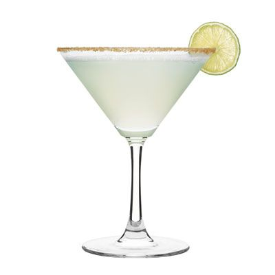 The classic pie gets a Ketel One makeover (complete with graham cracker-rimmed glass) in this playful cocktail party offering.