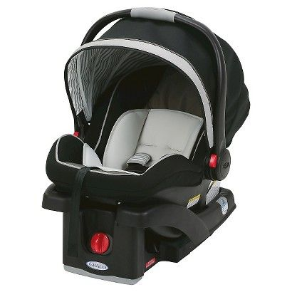 Graco Snugride Click Connect  Infant Car Seat Red Chilli