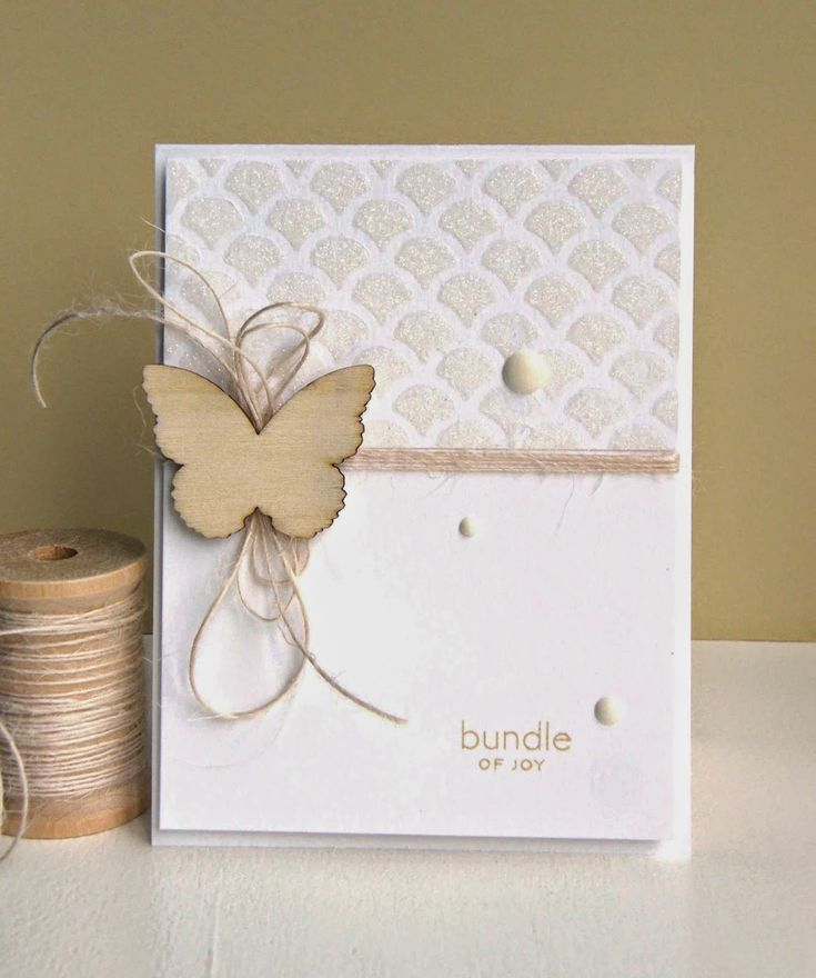 Stenciling with Glossy Accents and glitter!