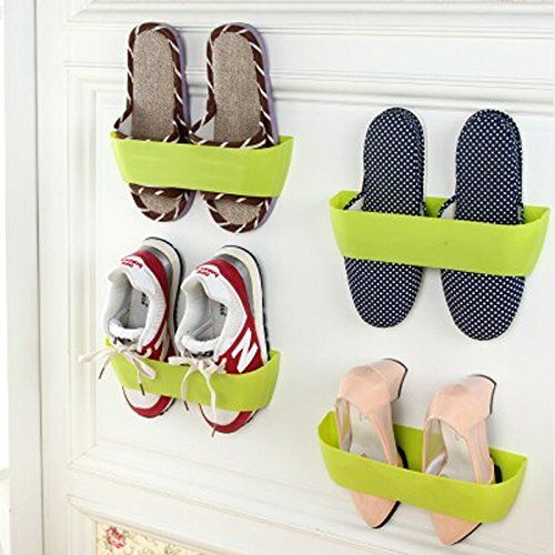 cheap shoes bridal buy quality shoe storage hanger directly from china shoes high heels blue suppliers new creative candy color shoes shelf 4 colors home