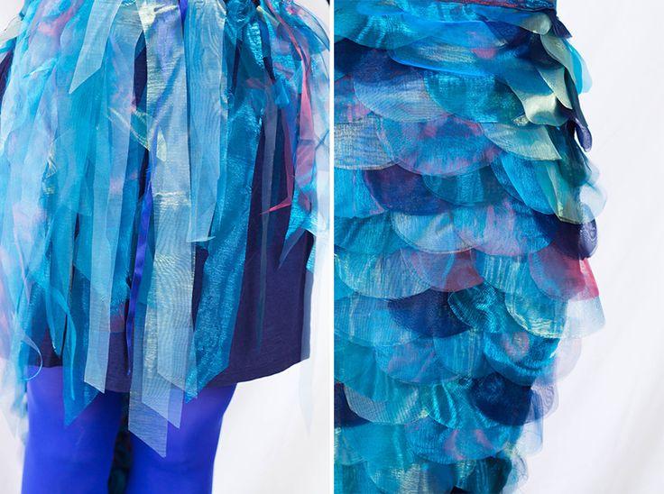 Kölle Alaaf! - Und mein DIY Meerjungfrau-Kostüm, mermaid costume, Meerjungfrau Kostüm, Halloween, Motto Party, DIY, Diy costume, ariel