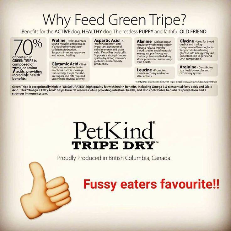 Goodness of Green Tripe