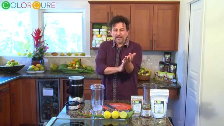 David Wolfe's Ultimate Hydration Recipe