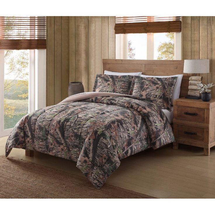 Remington Full/Queen Comforter Set