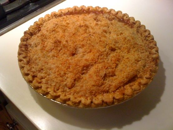 Cheddar Pear Pie Recipe - Food.com