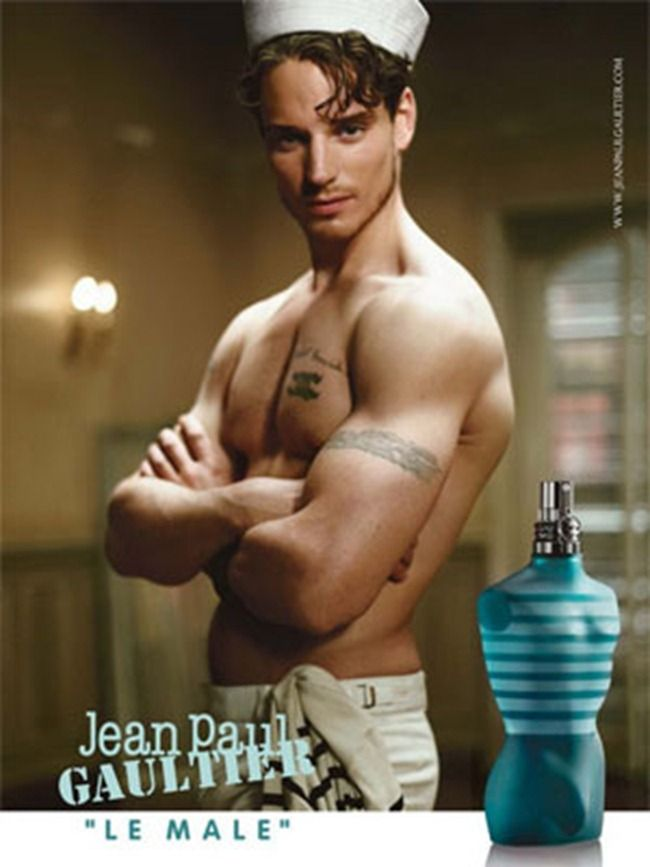 "WE ♥ JEAN PAUL GAULTIER: LE PARFUM ""LE MALE"" BY JEAN PAUL GAULTIER"