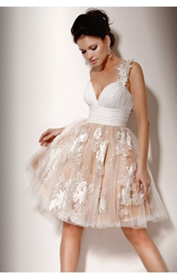 Fabulous Reception Dress or Bridal Shower Dress