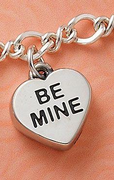 Valentine Collection 2016 - Heart Charm #JamesAvery