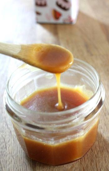 Caramel de Rhubarbe